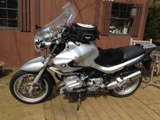 2004 Bmw R1150 R,  Very At 14,  400,  Corbin Seat,  Tires photo