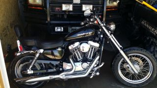 2004 Harley Davidson Xlc 1200 photo