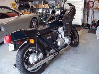1979 Kawasaki Kz1300 Kz1300 Grand Touring Motorcycle photo
