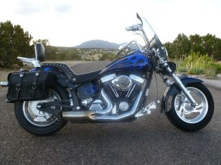 Indian Motorcycle 1999 photo
