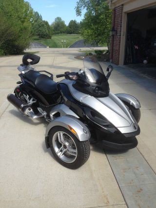 2008 Can - Am Spyder Gs Roadster Sm5 photo