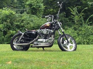 2001 Harley Davidson Sportster 1200 photo