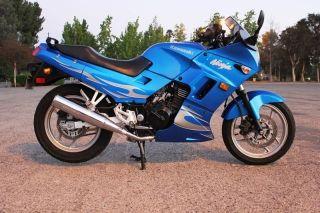 2007 Kawasaki Ninja 250r photo