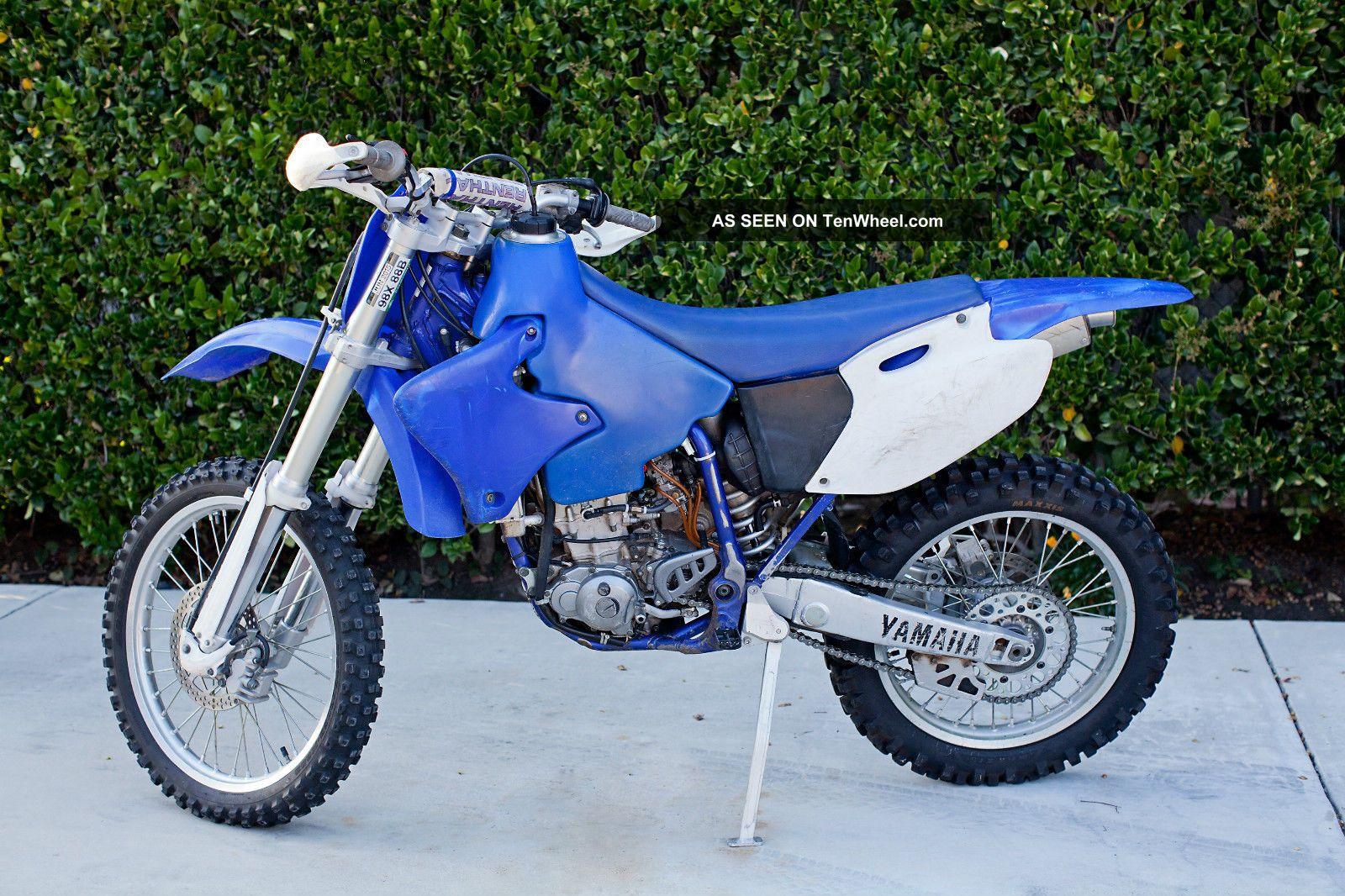 2000 yamaha yz426f dirtbike for Yamaha yz 426