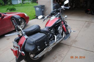 2005 Yamaha V - Star Silverado 1100cc photo