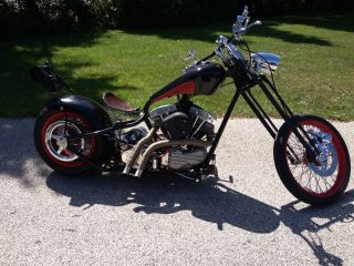 2007 Cool City Customs Chopper photo