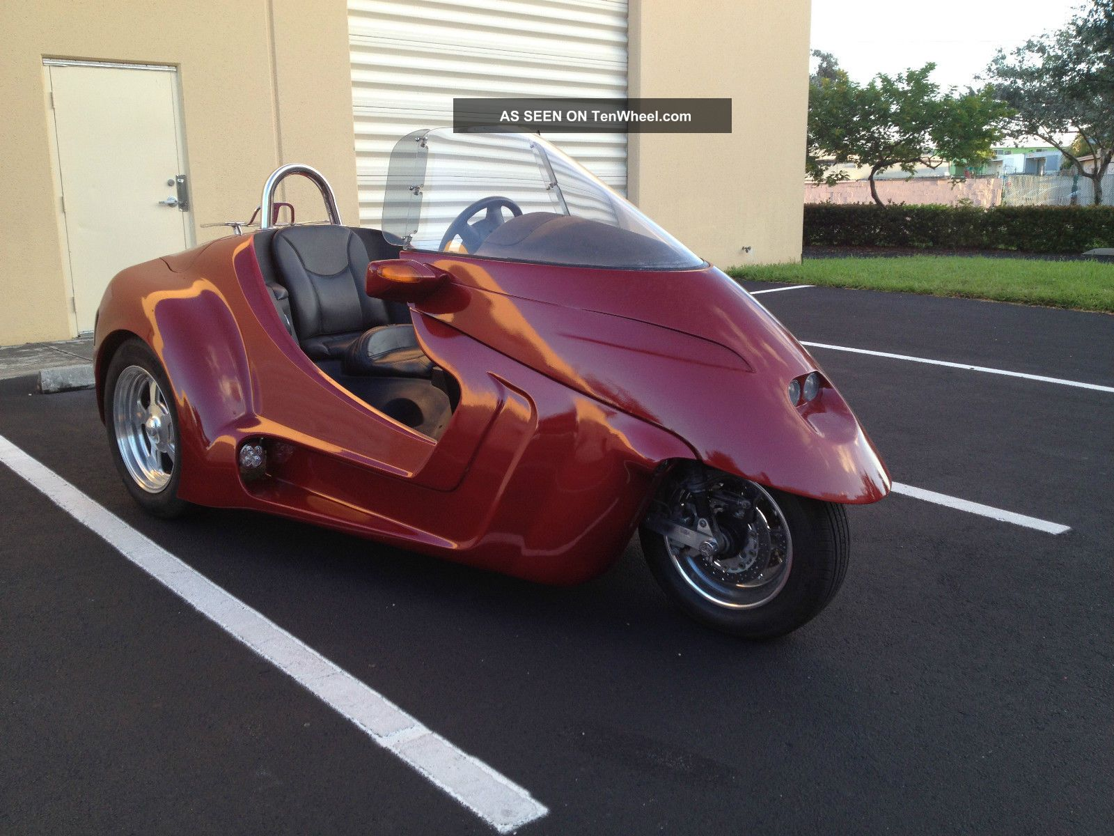2008 Thoroughbred Stallion Trike Other Makes photo