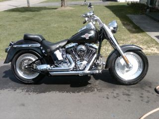 2006 Harley Davidson Fatboy photo