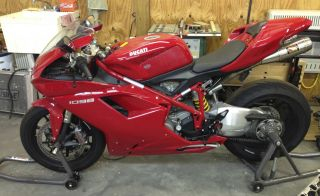 2007 Ducati 1098 photo