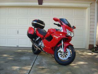 2006 Ducati St3 photo