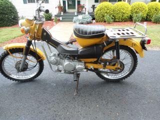 1971 Honda Ct 90 photo