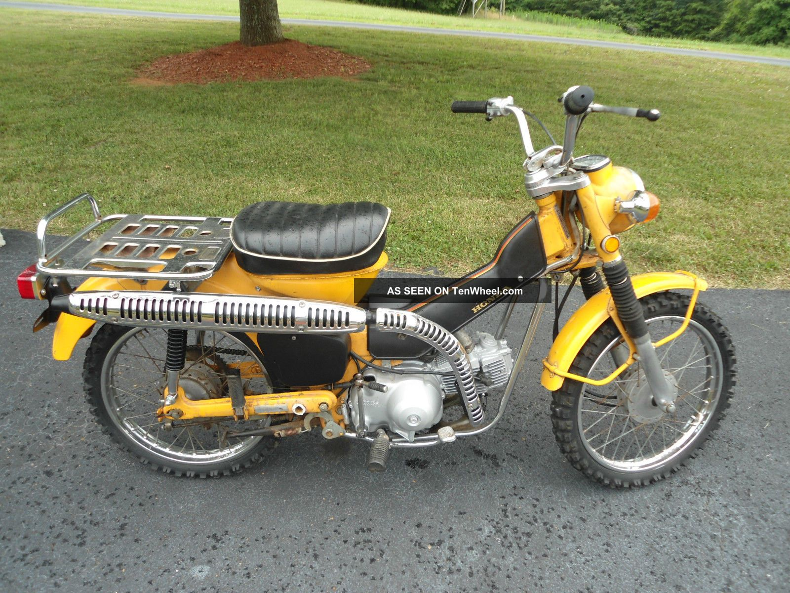 1971 honda ct 90 for Honda in ct
