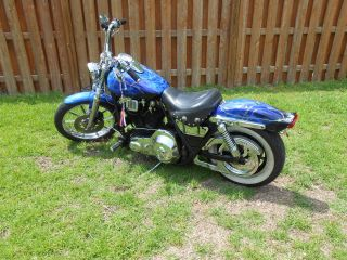 1987 Harley Davidson Fxrp photo