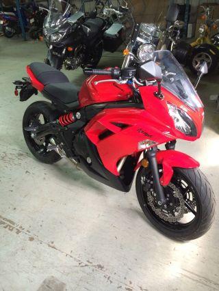 2012 Kawasaki Ninja 650 Ex650ecf photo