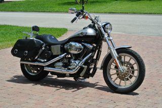 2003 Harley Davidson 100th Anniversary Dyna Low Rider photo