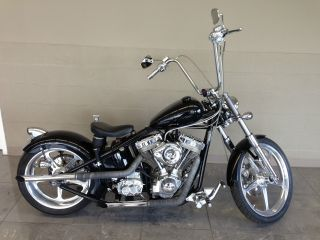 2009 Apollo Nemesis Ii Rigid Pro Street Bobber 100 Cu In S&s Reduced photo