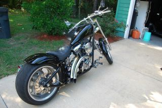 2009 Custom Chopper photo