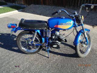 1972 Harley Davidson Leggero photo