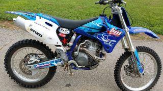 2002 Yamaha Yz426f Dirtbike photo