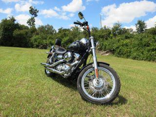 2009 Harley Davidson Dyna Glide Custom Fxdc photo