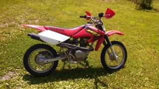 2002 Honda Xr80r Xr 80 photo