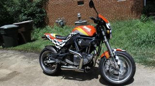 1996 S1 Lightning Buell Harley - Davidson photo