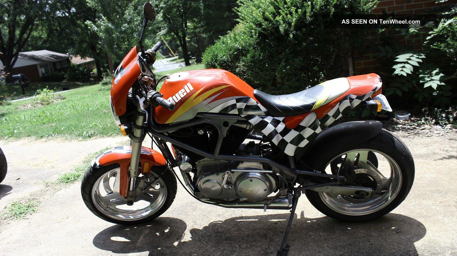Ford Lightning Specs >> 1996 S1 Lightning Buell Harley - Davidson