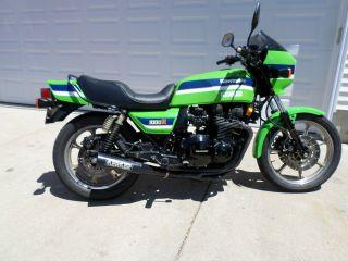 1983 Kawasaki Elr photo