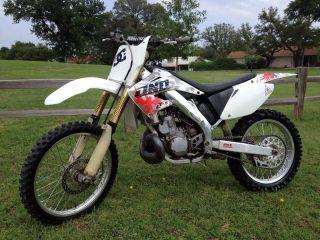 2005 Honda Cr250r - photo