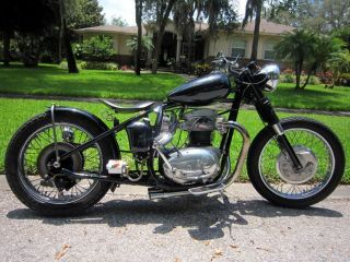 1970 Bsa Bobber photo
