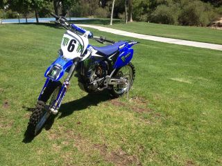 Yamaha Yz250f - 2003 Priced To Move Fast photo