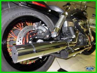 2012 Harley - Davidson® Dyna Glide® Street Bob™ photo