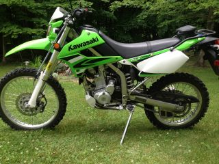2009 Kawasaki Klx250s Dual Sport,  Street Legal photo