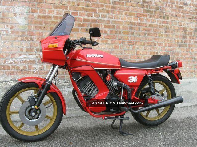 1980 Moto Morini 3 1 / 2 Other Makes photo