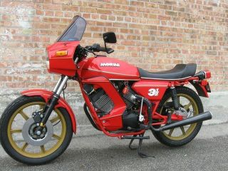 1980 Moto Morini 3 1 / 2 photo
