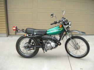 1978 Kawasaki Ke125 photo