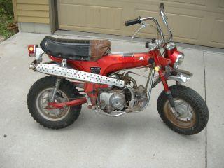 1970 Honda Ct70 photo