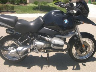 2001 Bmw R1150gs photo