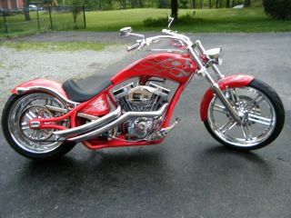2011 Big Dog Pitbull Motorcycle photo