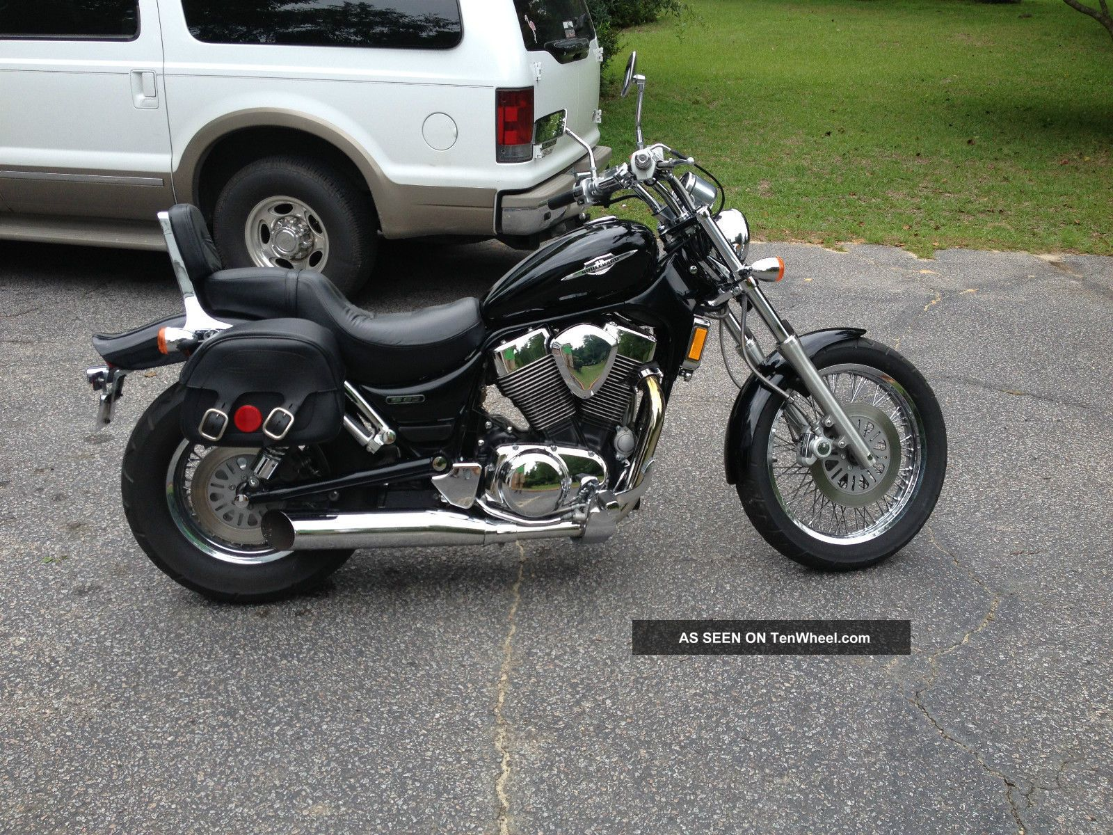 2005 suzuki boulevard garage kept for Garage suzuki moselle