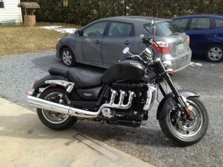2012 Triumph Rocket Iii Roadster photo