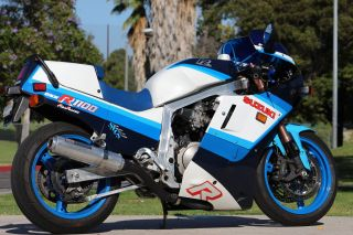 Suzuki 1986 Gsx - R 1100 photo