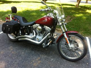 2006 Harley Davidson Fxsti Softail Standard photo