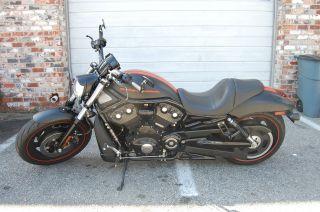 2011 Harley Davidson Vrscdx Nightrod Special photo