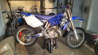 Yz250 Yamaha 2005 2 - Stroke photo
