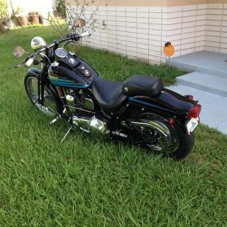 1996 Harley Davidson Bad Boy Springer photo