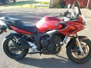 2006 Yamaha Fz6,  Battery,  Tires,  Recent Service, ,  Fz - 6 photo