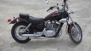 2009 Yamaha V - Star 250