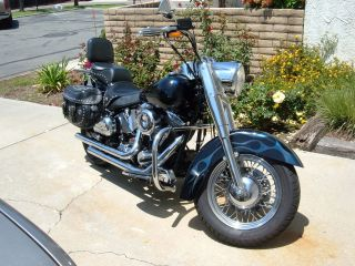 1992 Harley Davidson Heritage Custom Flstc. photo