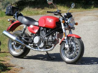2007 Ducati Gt1000 photo